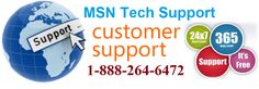 1-888-264-6472 Seek Relevant Solution about MSN Common Problems: Most of the common issues arise while performing any types of technical trouble shootings that are faced by the user at times. It is one of the best MSN customer service that extremely competent and provide necessary technical help to offer satisfactory performance to the customer that is indeed pretty crucial support service to fix the issue comprehensively. Visit here…