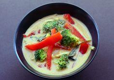Thai Coconut & Peanut Butter Curry
