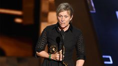 "It was nearly a clean sweep for HBO miniseries ""Olive Kitteridge"" at the Emmy Awards, where it took home six out of its 13 nominations.,"" screamed star Frances McDormand when she an… Olive Kitteridge, Clean Sweep, Passion Project, Take That, France, Awards, June, Star, Mom"