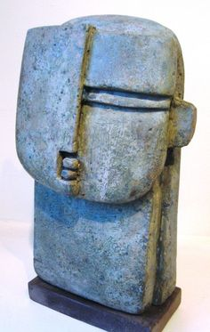 Sculptor Peter Hayes (British: 1946)