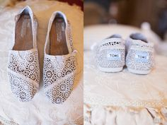 Toms for the bride! | photo by http://www.amanda-lloyd.com | see more http://www.thebridelink.com/blog/2013/06/03/yellow-and-gray-wedding-by-amanda-lloyd-photography/