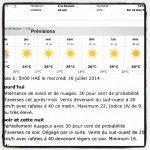 Votre méteo 7 jours: c'est-y assez beau ça! #meteo #montreal #quebec #weather #soleil #sunshine #summer #vacances