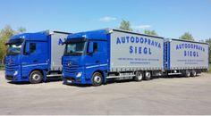 AUTODOPRAVA SIEGL s.r.o. – Sbírky – Google+ Truck Paint, Show Trucks, Cool Paintings, Vehicles, Google, Earning Money, Motor Car, Cars, Vehicle