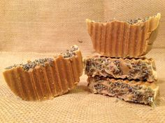 Gardener's Lavender Scrub Soap.    Remove dirt, sap, and other grime from your hands while at the same time make your hands look softer and the skin tighter with this exfoliating hand cleaner.  All natural!