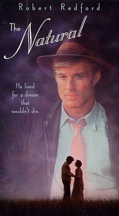 The Natural (1984) - Robert Redford, Kim Basinger, Robert Duvall, Glenn Close, Wilford Brimley