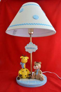 Lámpara animalitos