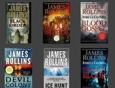 Love James Rollins!