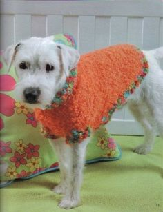 Maggie's Crochet · Precious Pets  #crochet #precious #pets #dog #fashion #toy…