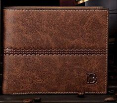men wallets famous brand mens wallet male money purses Soft ID Card Case New classic soild pattern designer wallet