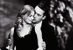 So this is a shot from revenge, but I would love this as a wedding shot.