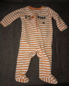 Friendly Toddler Girl 24 Months 2t Winter Fleece Pajamas Lot Of 8 Halloween Pajamas Euc Clothing, Shoes & Accessories