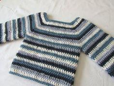 20 Crochet Sweater / Cardigan DIY Video Tutorials   1001 Crochet