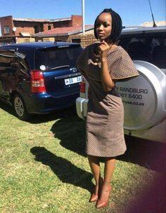 Shweshwe designs 2018 for women - style you 7
