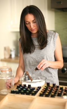 Homemade Bath Salt Recipes using Essential Oils — my.life.at.playtime.