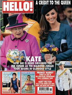 Issue 1217: Kate - how she's being groomed for the future
