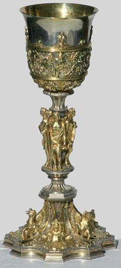 Chalice from Bergamo, Lombardia