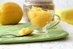Лимонный курд Рецепт и фото