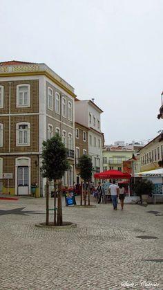 Centro histórico de São Martinho do Porto