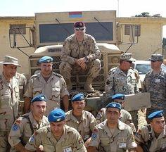 Armenia envia fuerza de paz al Líbano   Soy Armenio