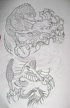 Dragon 5 from my book.....