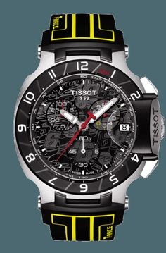 Official Tissot Website - Collections - Special Collections - TISSOT T-RACE STEFAN BRADL 2014