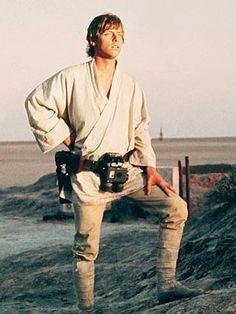Luke Skywalkertastic!