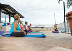 YogaLove's Immersion Program at Davannayoga - Mexico | LETSGLO #ytt #mexico #train