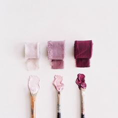 The Red collection consists of BLUSH, ROSE and BERRY, the perfect color combination for your Palettes Color, Colour Pallette, Colour Schemes, Color Combinations, Blush Roses, Blush Pink, Paleta Pantone, Color Inspiration, Color Mixing