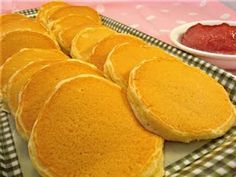 Australian Women's Weekly Pikelet recipe. Cook them in larger size for the best big fluffy pancakes ever. Best eaten with cold salty butter.