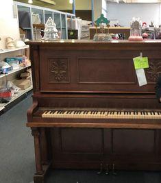 Upright Piano Digital Conversion - Gulf Coast Inspired Ivory Piano, Old Pianos, Carpentry Skills, Upright Piano, Piano Room, Piano Keys, Music Lovers, Thrifting, Conversation