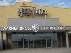 Harry Potter Studio Tour, Leavesden, England, UK