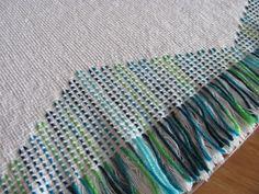 My Little Peacock Swedish Weaving Blanket Pattern – 2019 - Weaving ideas Cross Stitch Embroidery, Embroidery Patterns, Hand Embroidery, Cross Stitches, Loom Patterns, Weaving Designs, Weaving Projects, Free Swedish Weaving Patterns, Swedish Embroidery