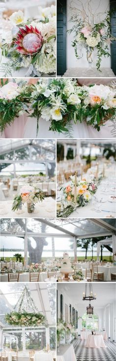 Get inspired by our event and wedding rentals. See real brides and grooms use linens & furniture rentals to create their special and unique wedding design! Wedding Rentals, Wedding Events, Wedding Flower Inspiration, Wedding Flowers, Unique Weddings, Real Weddings, Blush Color Palette, Paper Goods, Event Design
