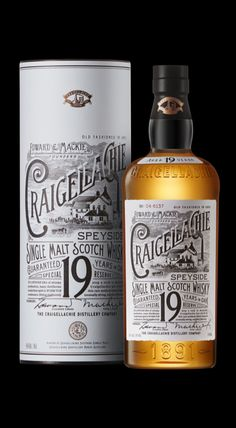 Single Malt Scotch Whisky · Craigellachie Distillery