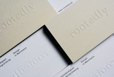 Rootedly branding by Studio Britz