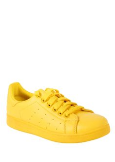 """All Color Errrythannng! Pair with cute colored socks and slightly cropped denim! - Runs True To Size - Height: 2"""" - Synthetic Materials - Wipe Clean - Imported Returns and Exchanges Policy Shipping Sp"""