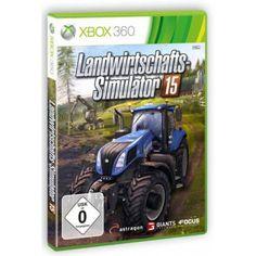 Landwirtschafts-Simulator 2015  X-Box 360 in Simulationen FSK 0, Spiele und Games in Online Shop http://Spiel.Zone