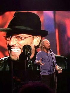 From Barry Gibb's Mythology Tour - 2013