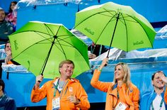 The King and Queen, Rio 2016