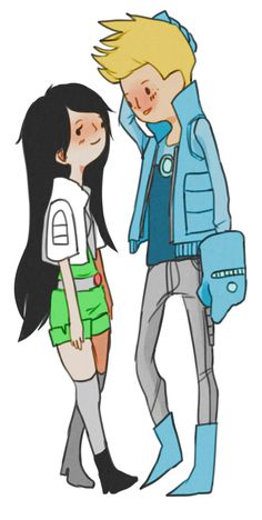 beth and chris from bravest warriors MoreBravest Warriors Chris And Beth Fanfiction