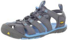 KEEN Women's Clearwater CNX Sandal,Gargoyle/Norse Blue,11 M US Keen http://www.amazon.com/dp/B008J27XIS/ref=cm_sw_r_pi_dp_LFPLtb0TXW6KCB5B