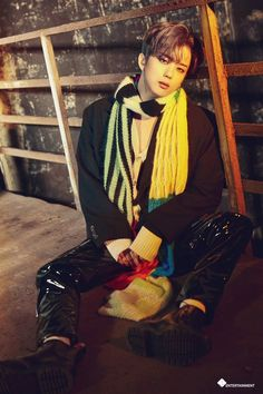 Youngjae. B.A.P 8th single album [EGO]