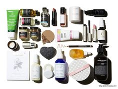 There is a good chance there is someone on your holiday shopping list that has gone all natural in the beauty department. To help make gift giving a little bit easier, we've rounded up some of our favorite natural and clean beauty products, from red lipstick to nourishing face oil. These beauty gifts will deliver great results (and props to the mindful shopper) without a lengthy ingredient list. Related: Holiday Gift Guide: Unexpected and Understated Blue Gifts The HBFIT Holiday Gift Guide