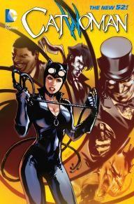 CATWOMAN VOL. 4: GOTHAM UNDERGROUND | DC Comics