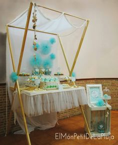 Blue Sea Wedding http://elmonpetitdelapluja.blogspot.com.es/2013/06/boda-de-esther-y-ruben.html