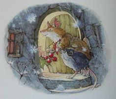 Winter 1 - Marjolein Bastin greeting card