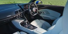 If you happen to like following the latest happenings of the auto world, you will need to have noticed among the emerging traits in this sphere these ... #Audi #CarInterior Audi R8 Interior, Automotive Group, Interior Concept, Interior Photo, Audi A6, Performance Parts, Happenings, Car Pictures, Concept Cars