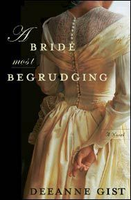 I love Deeanne Gist. Historical Christian romantic fiction. I've read all her books, but this one is my fave.