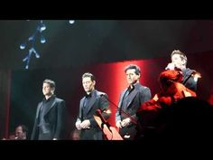 "II DIVO ""Time To Say Goodbye"" @ Sheffield Arena 07.04.12 Live HD"