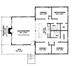 cob house plans | Eight is Just Enough